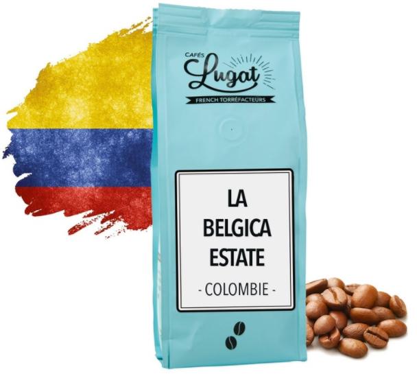 Caf Ef Bf Bd En Grain De Colombie